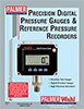 Precision Digital Pressure Gauges & Pressure Pumps