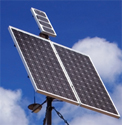 Remote Solar Power Stations