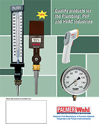 Plumbing, PVF and HVAC Flyer