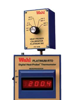 High Temp Calibrator for 392HP Meters