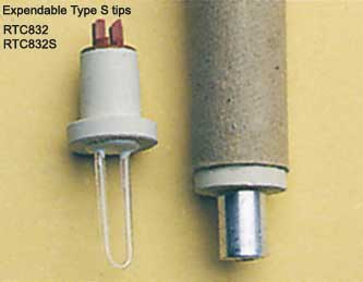 Dipstick System Expendable Type S Tip, 12