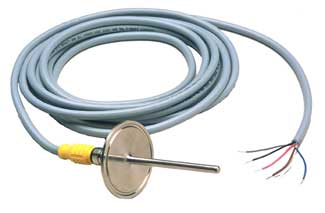 Single Sensor RTD Sanitary Probe