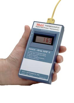Type K Thermocouple Meter<br>-70 / 1370°C