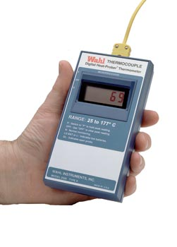 Type S Thermocouple Meter<br>25 to 1770°C