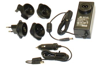 Auxiliary Charging Package