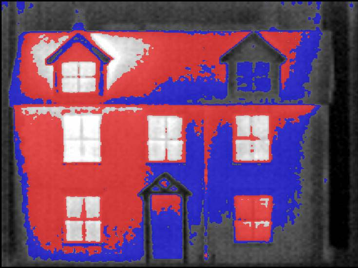 Thermal Imaging Building Inspection