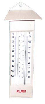 MAXIMUM / MINIMUM Thermometer
