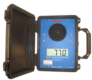 Portable Calibration Black Body<br>NIST Traceable