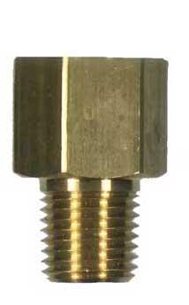 Piston Type Snubber, 7/16 - 20SAE - 4 Fitting, 5,000 PSI