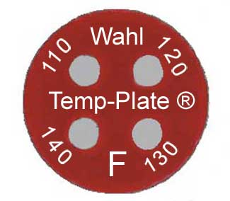 Micro Round 4-Position Temp-Plate 110-120-130-140�F