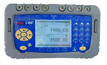 C100 On-site Multifunction Calibrator