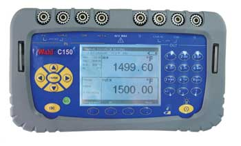 C150 High Accuracy Portable Calibrator