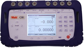 C50 On-site Multifunction Calibrator
