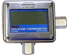 Digi-Stem® Digital RTD Thermometer