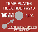 Single Position Temp-Plate<br>Temperature Point